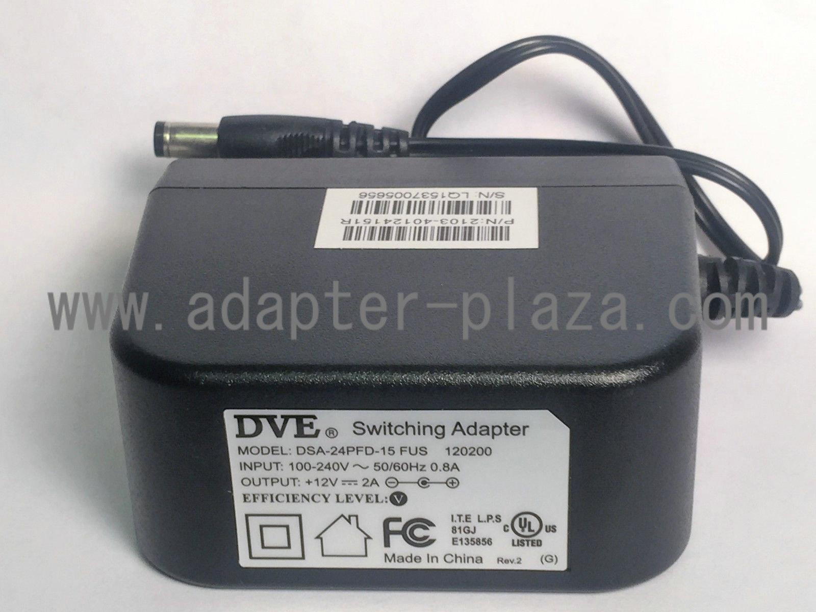New 12V AC-DC Adapter Power supply for ARRIS NBSB24120150VU